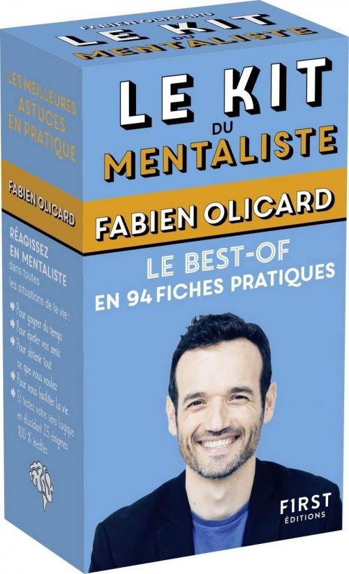 Le kit du mentaliste - Le BEST-OF de Fabien Olicard en 94 fiches