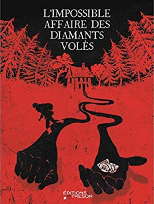 Limpossible Affaire Des Diamants Vols